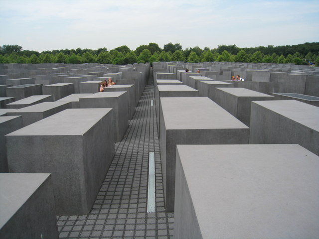 Holocaust Mahnmal - Berlin