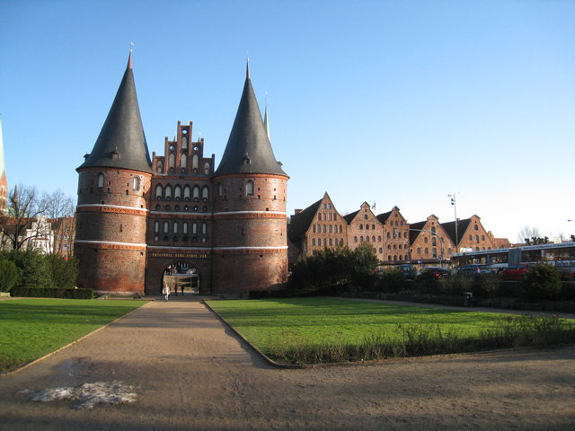 Holstentor - Lübeck