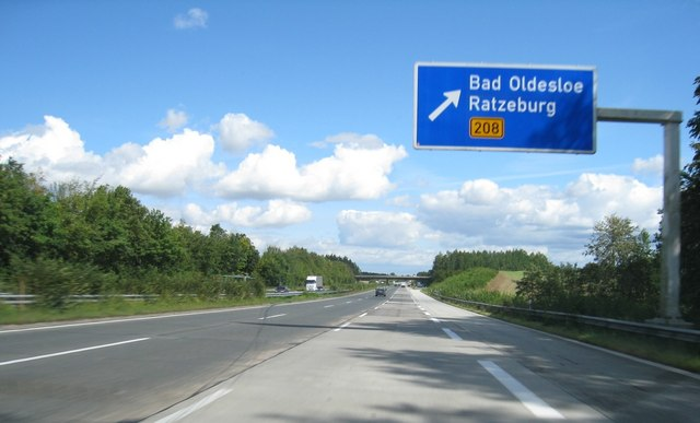 A1 - Bad Oldesloe (Kreuz 26)