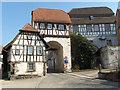 UNV1527 : Mundelsheim: Stadttor von Hansjörg Lipp