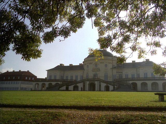Vortrag auf Schloss Solitude