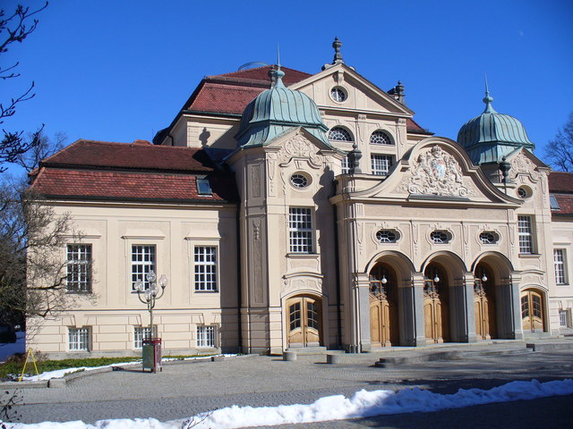 Altes Kurhaus, Bad Reichenhall (Old Spa)
