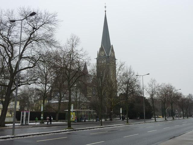 Gießen, Südanlage