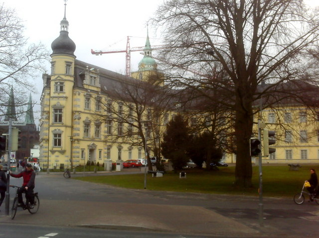 Oldenburg: Schloss