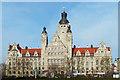 UUS1790 : Leipzig: Blick auf das Neue Rathaus by Norbert Kaiser