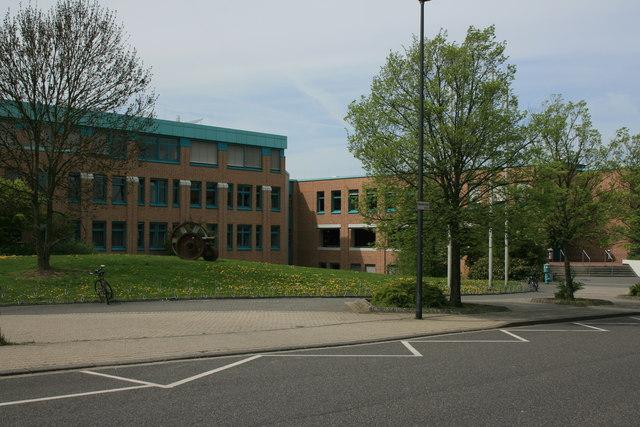 Mies Van Der Rohe Schule Aachen Mgrs 32ukb9730 Geograph Deutschland