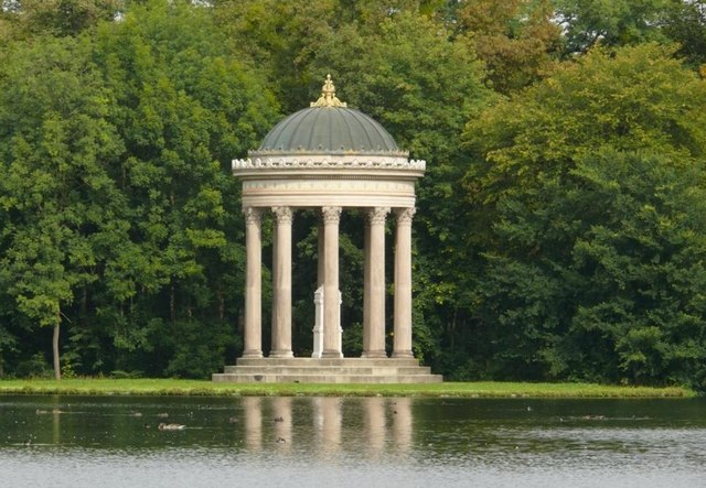 Apollotempel im Nymphenburger Park