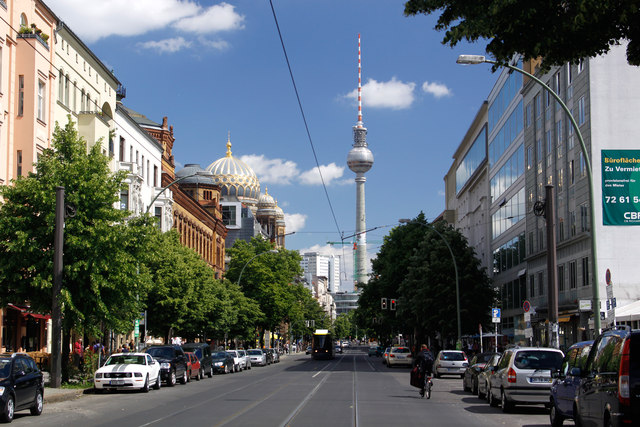Berlin Mitte (Berlin - City centre)