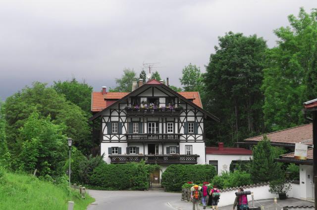 Haus in Fischbachau Birkenstein MGRS 32TQT2288