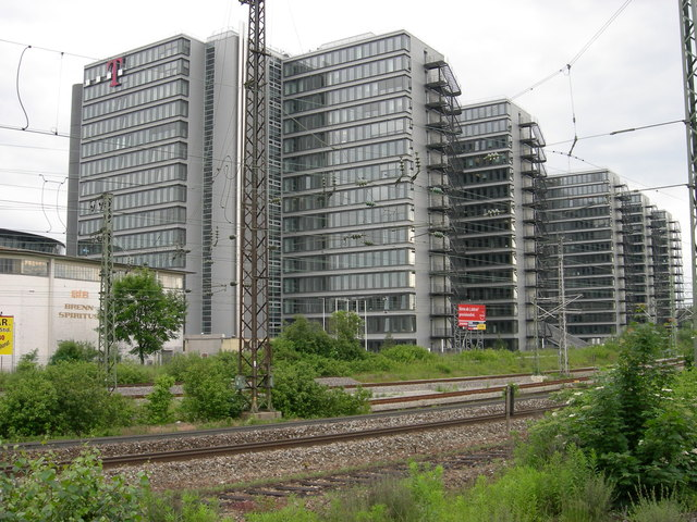 "Bürogebäudekomplex ""Ten Towers"""