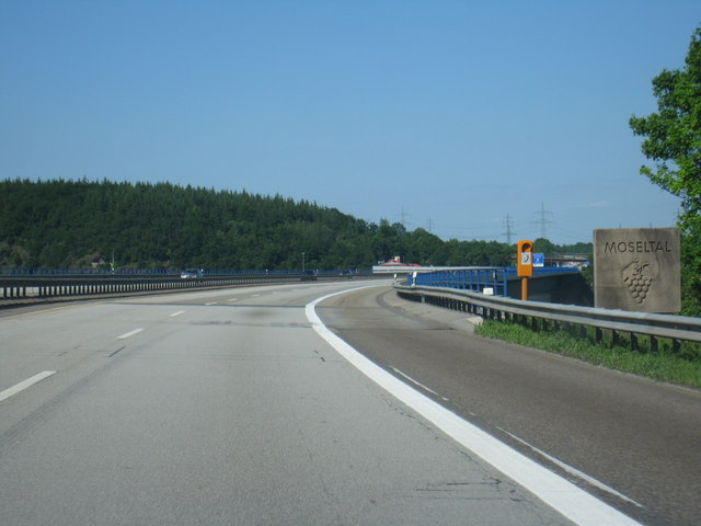 A61 - Moseltal