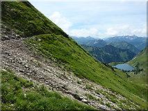 Laufbacher-Eck-Weg beim Großen Seekopf
