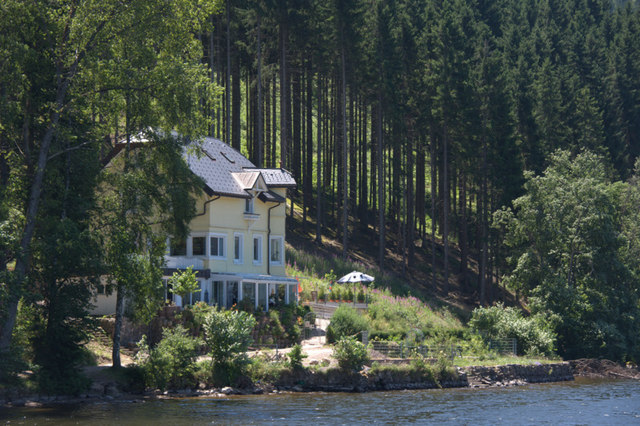 Haus am See, Titisee (Lakeside house, Titisee)