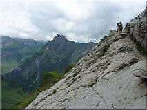 Laufbacher-Eck-Weg beim Lachenkopf