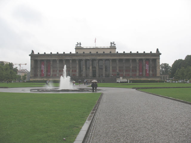 Altes Museum am Lustgarten (The Old Museum on the Lustgarten)