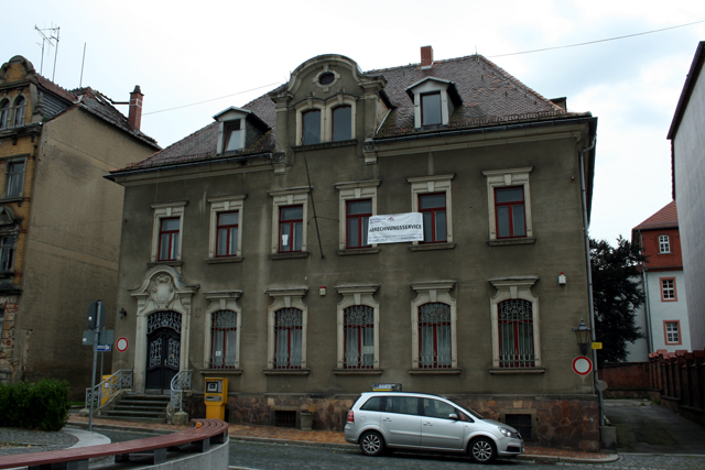 Former Post Office, Colditz