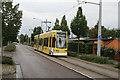 UUT0744 : Dessau, Lindenstrasse von Alan Murray-Rust