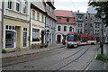 UVT5434 : Am Oberkirchplatz, Cottbus von Alan Murray-Rust