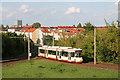 UVT6898 : Gleisdreieck Johann-Eichorn-Strasse von Alan Murray-Rust