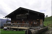 Gebäude auf der Wirths-Alm