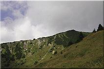 Südgrat und Gipfel des Auerspitz