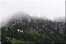 Bergwachthütte am Soinsee
