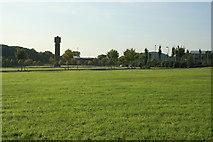 UKB9939 : Annapark mit Blick auf den ehemaligen Wasserturm von Andreas Hörstemeier