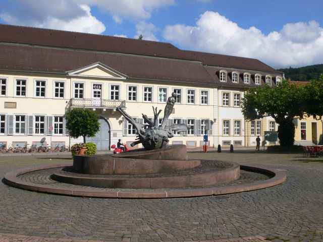 Sebastian Münster Fountain