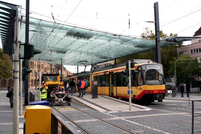 Karlsruhe Hauptbahnhof Car Rental