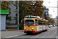 UMV5628 : Karlsruhe:  Weinbrennerplatz von Dr Neil Clifton