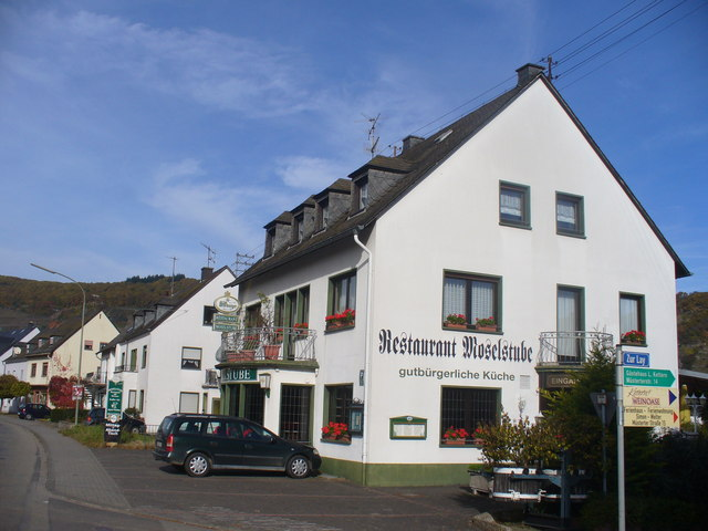 Restaurant Moselstube