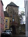 ULA3038 : Dudeldorf, Obertor (Upper Gate) von Colin Smith