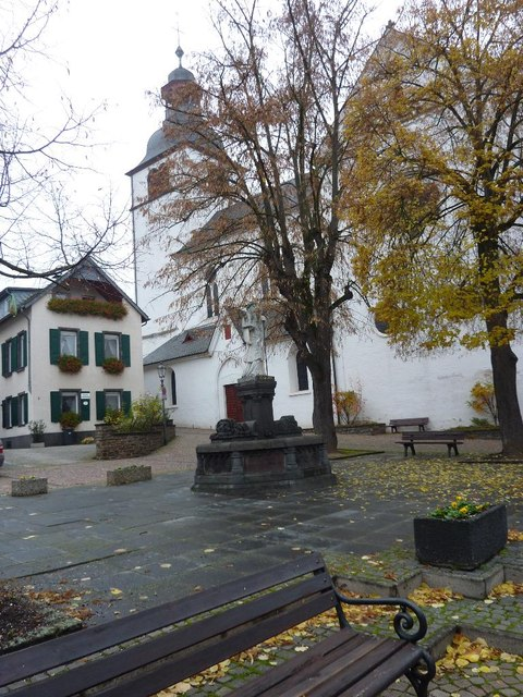 St Castor in Karden am Mosel.
