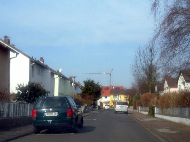Bad Nauheim, Katharinenstraße (Bad Nauheim, Katharinenstrasse)