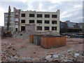 UNV1505 : Abbrucharbeiten in Bad Cannstatt von Hansjörg Lipp