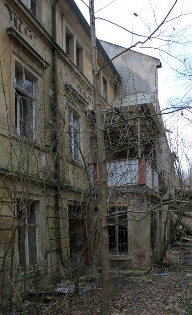 letzte ruine in dresden