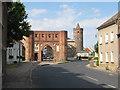 UUT6861 : Neumarkttor in Jüterbog (Neumarkt Gate, Jüterbog) von Gregory Smith
