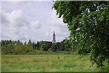 Wiese in Schrobenhausen