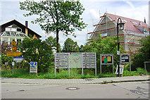 Geroldsbach: Informationstafel