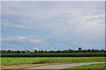 Felder bei München-Feldmoching