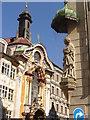 UPU9134 : Asam Kirche, Sendlinger Strasse von Colin Smith