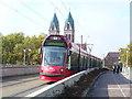 UMU1316 : Tram uber Freiburg Hbf von Colin Smith