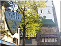UMU1416 : Salzkaufmann, Schwabentor (Salt Merchant, Swabian Gate) von Colin Smith