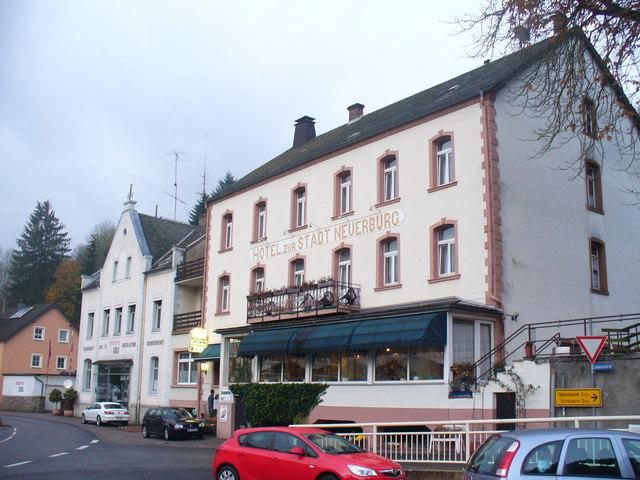 Stadt Gut Hotel Rheinischer Hof Eben