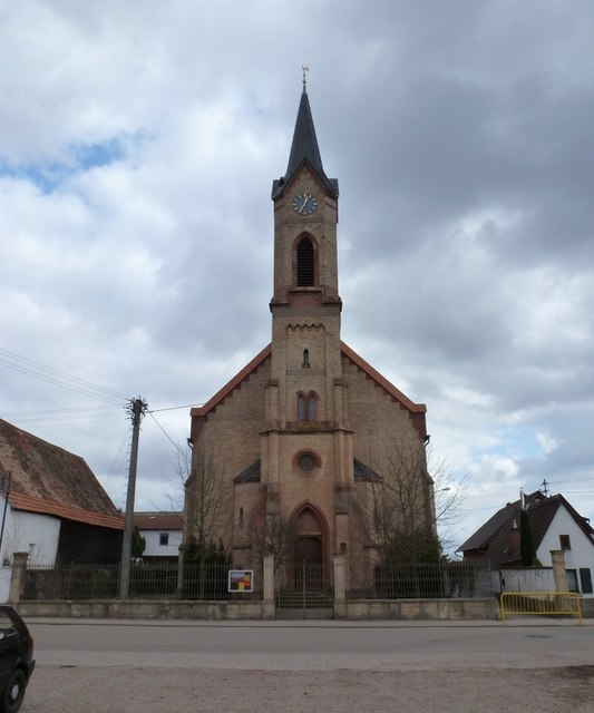 Luststadt Pfalz