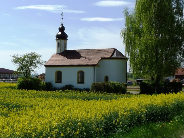 Kapelle in Wolfesing