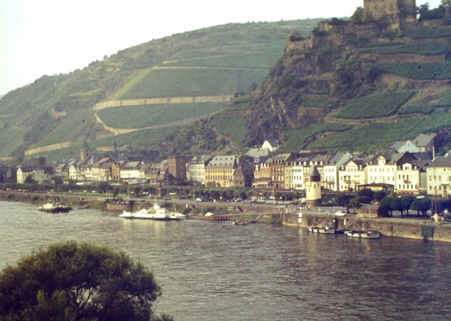Kaub, Mittelrheintaldorf (Kaub, Middle Rhine Valley Village)