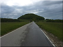 Straße zum Rossberg