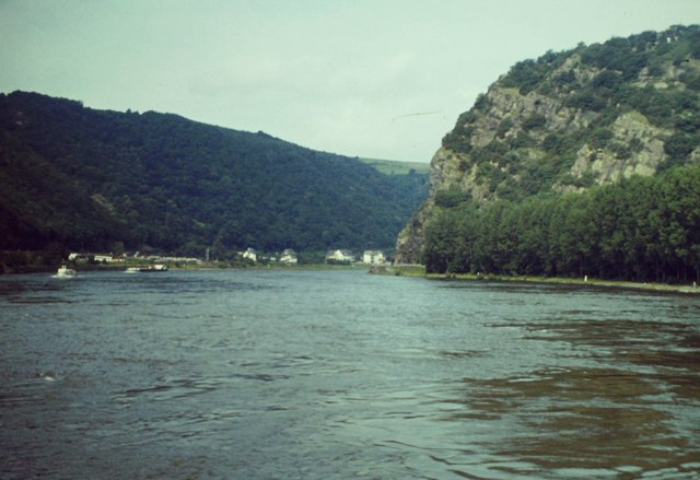 Loreleyfelsen (Loreley Rocks)