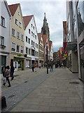 Reutlingen: Wilhelmstraße